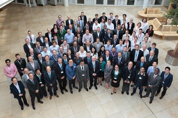 """Teilnehmende Professoren auf dem """"Regensburg Course in Facial Plastic Surgery"""" 2014"""