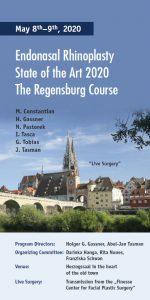 Cover Flyer Regensburg Endonasal