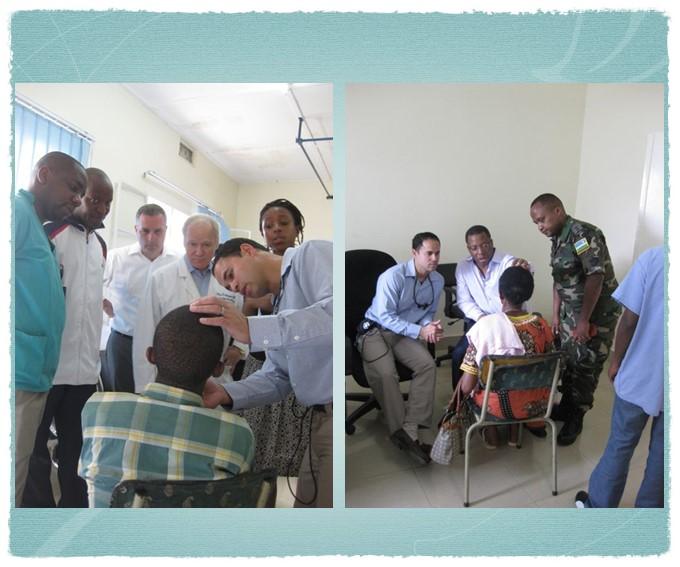 Investigation for facial surgery in Rwanda 2014